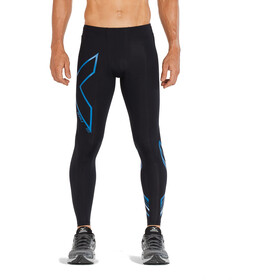 2XU ICE X Compression Running Pants Men blue/black
